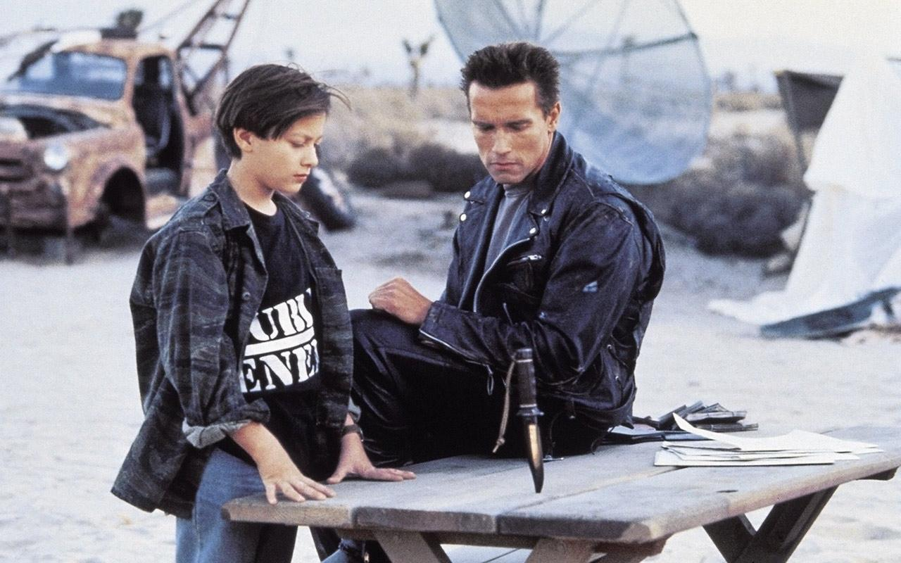 Terminator 2: Judgment Day (1991) | HD Windows Wallpapers