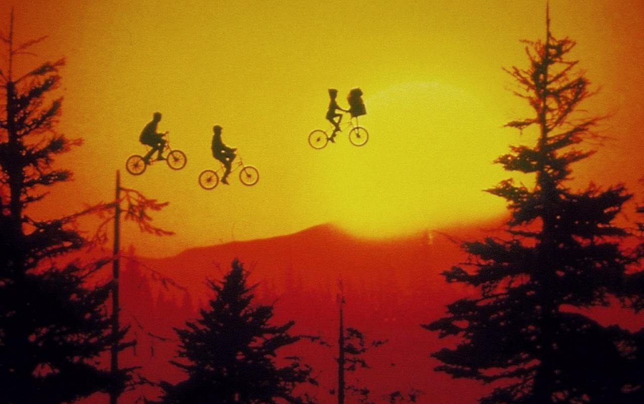 E.T. the Extra Terrestrial wallpapers