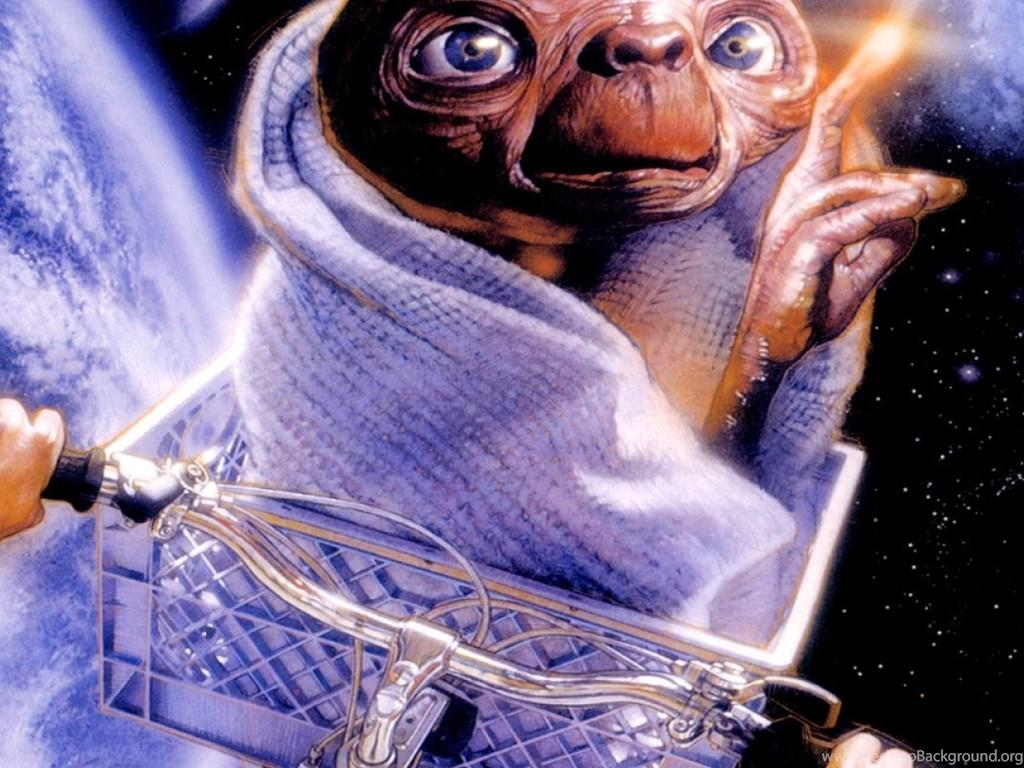 E.T. The Extra Terrestrial Wallpapers Desktop Backgrounds