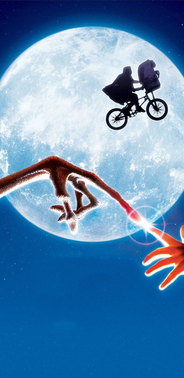 ET Movie Wallpapers by JawsRideSkipper