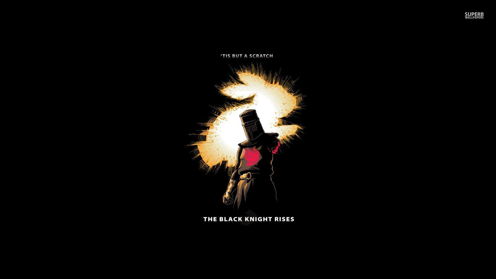 Monty Python and The Holy Grail image The Black Knight Rises HD