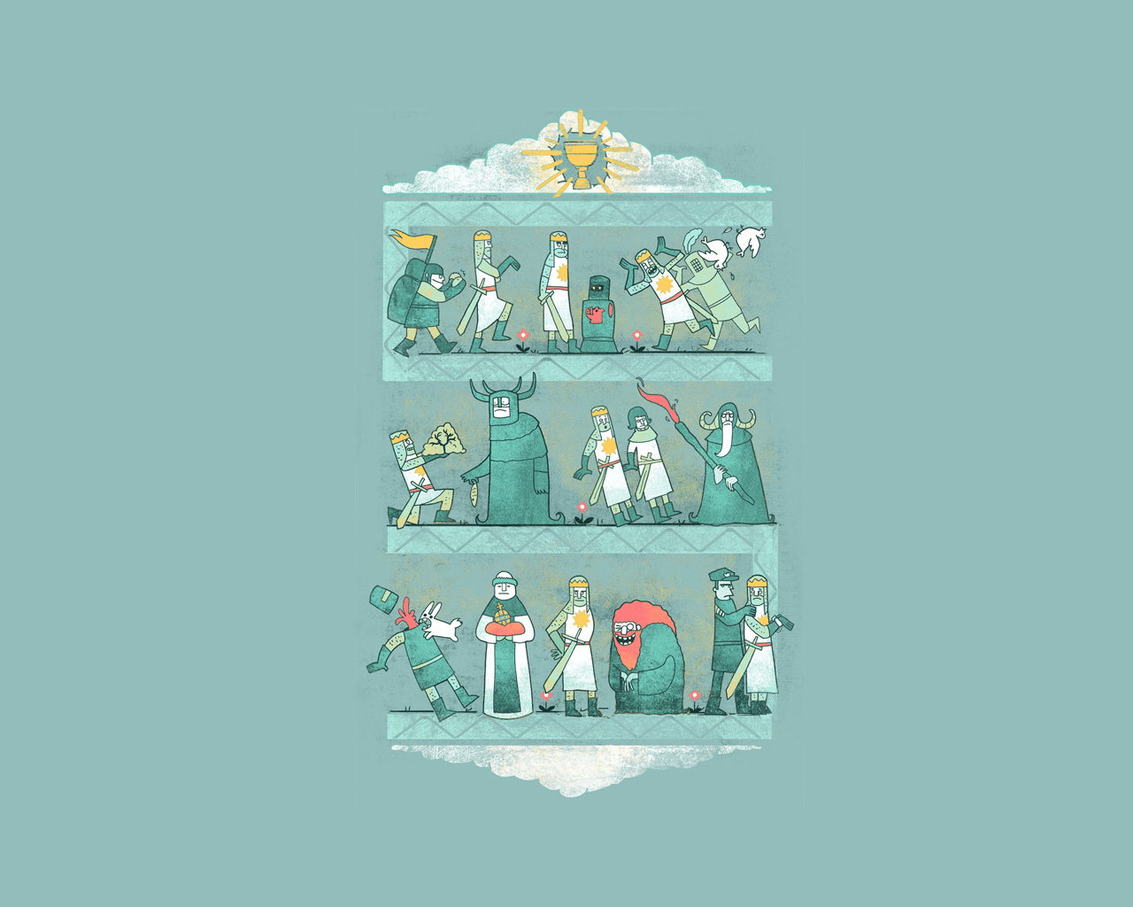 Monty Python and the Holy Grail wallpapers : montypython