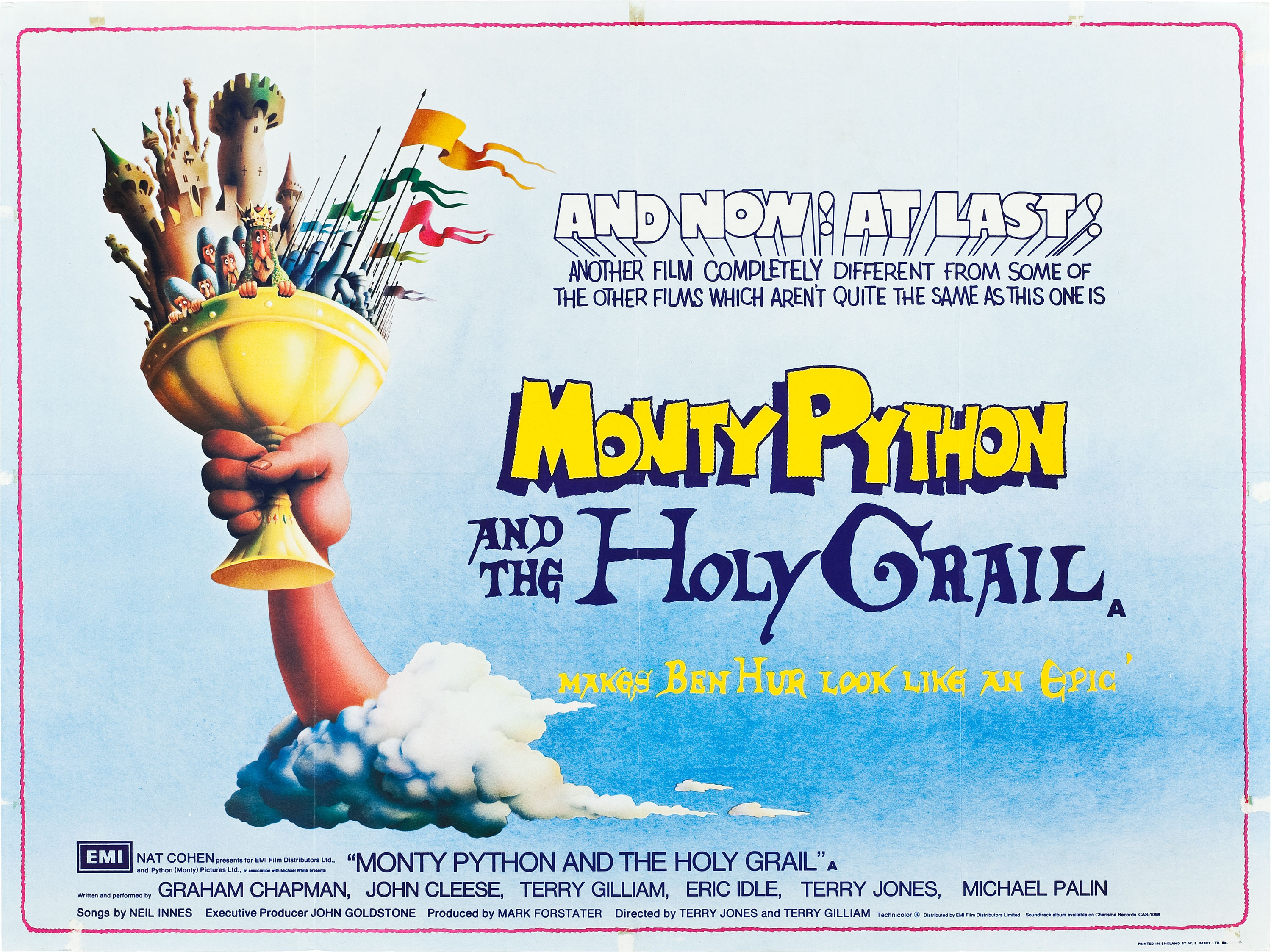 Monty Python And The Holy Grail HD Wallpapers