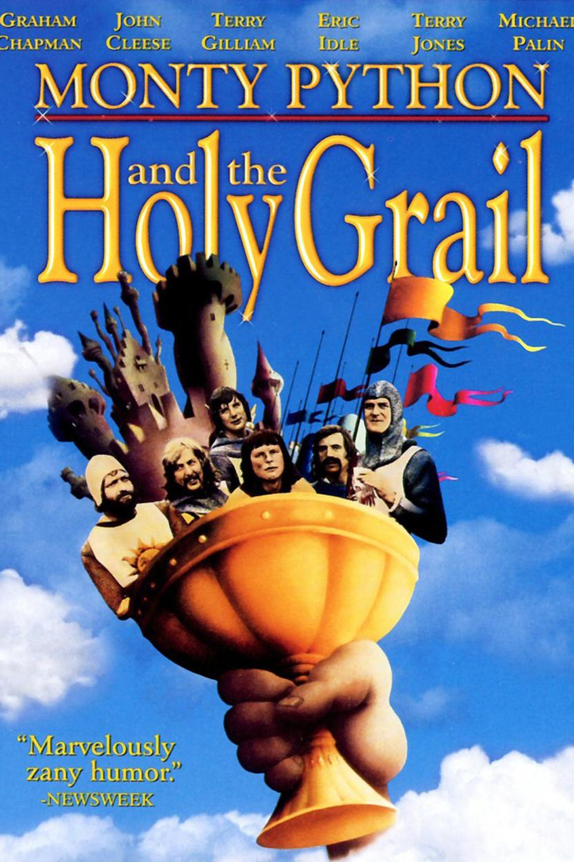 833x1250px 886.51 KB Monty Python And The Holy Grail