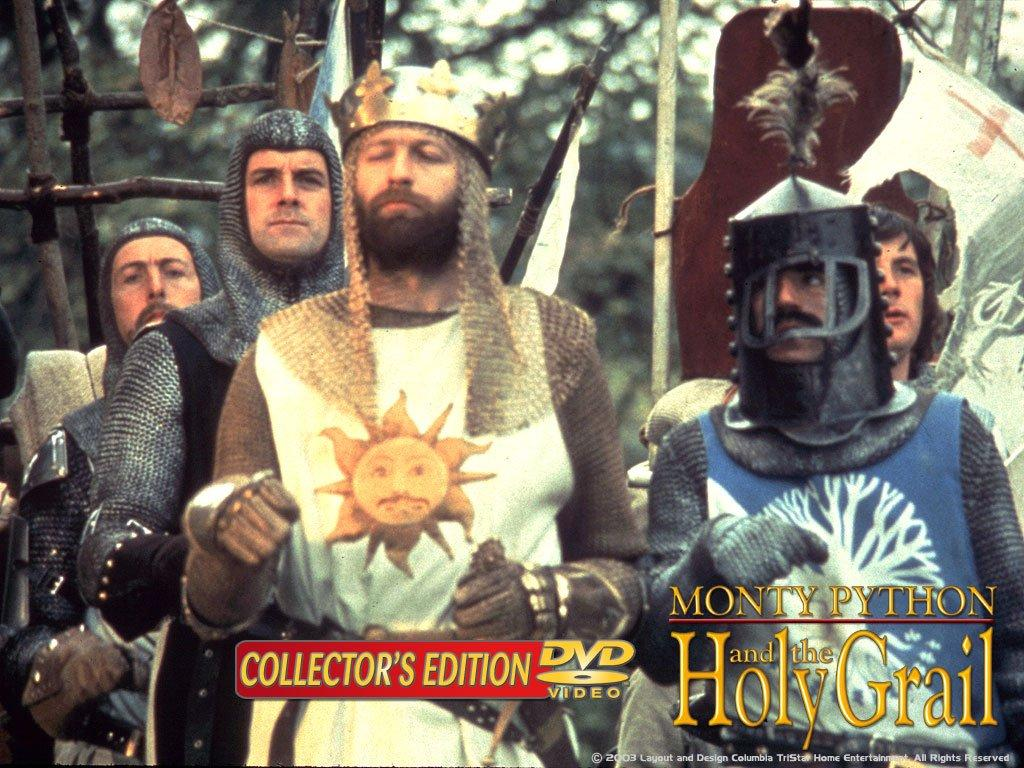 Posterhouzz Movie Monty Python and The Holy Grail Monty Python Holy