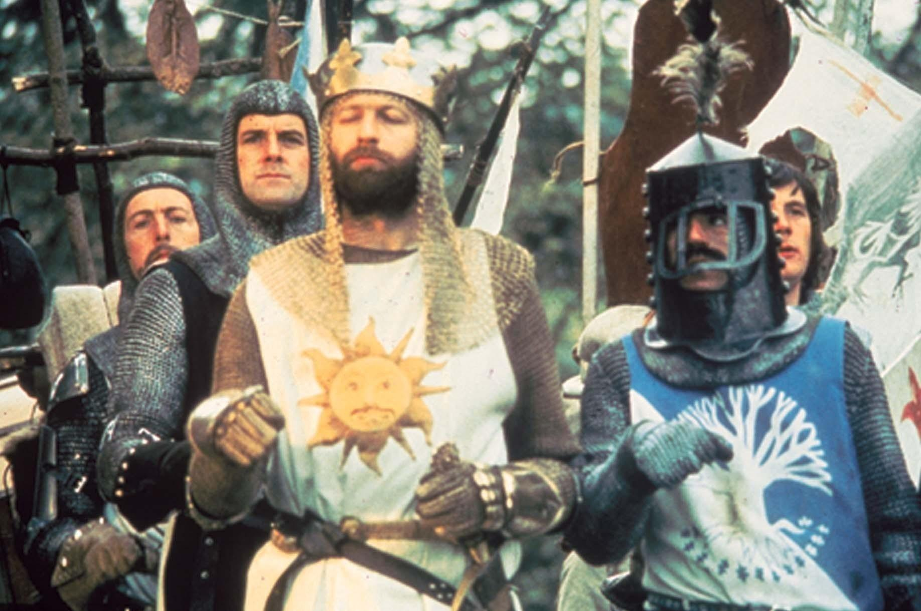 Monty Python And The Holy Grail Wallpapers and Backgrounds Image