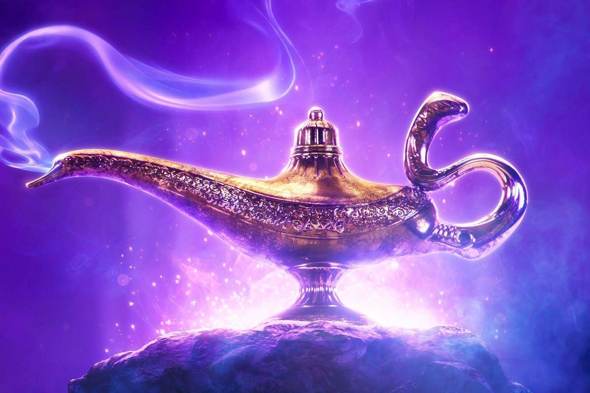 The first trailer for Disney's Aladdin reboot has certainly got