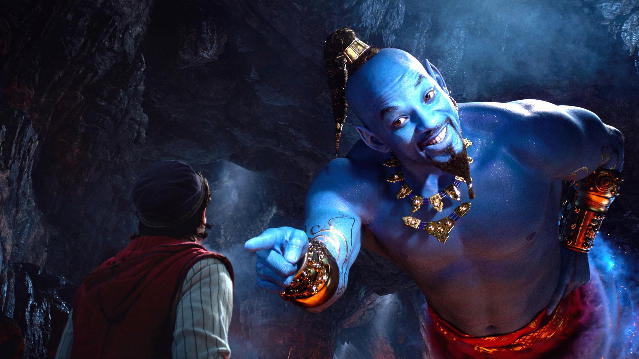 Aladdin' Is 2019's Most Uncanny Valley Movie So Far
