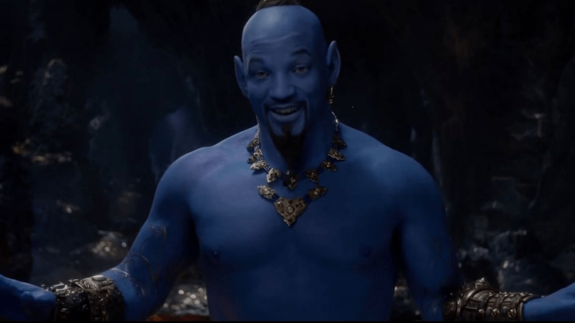 WATCH: 'Aladdin' trailer released during Grammys and, yes, Will