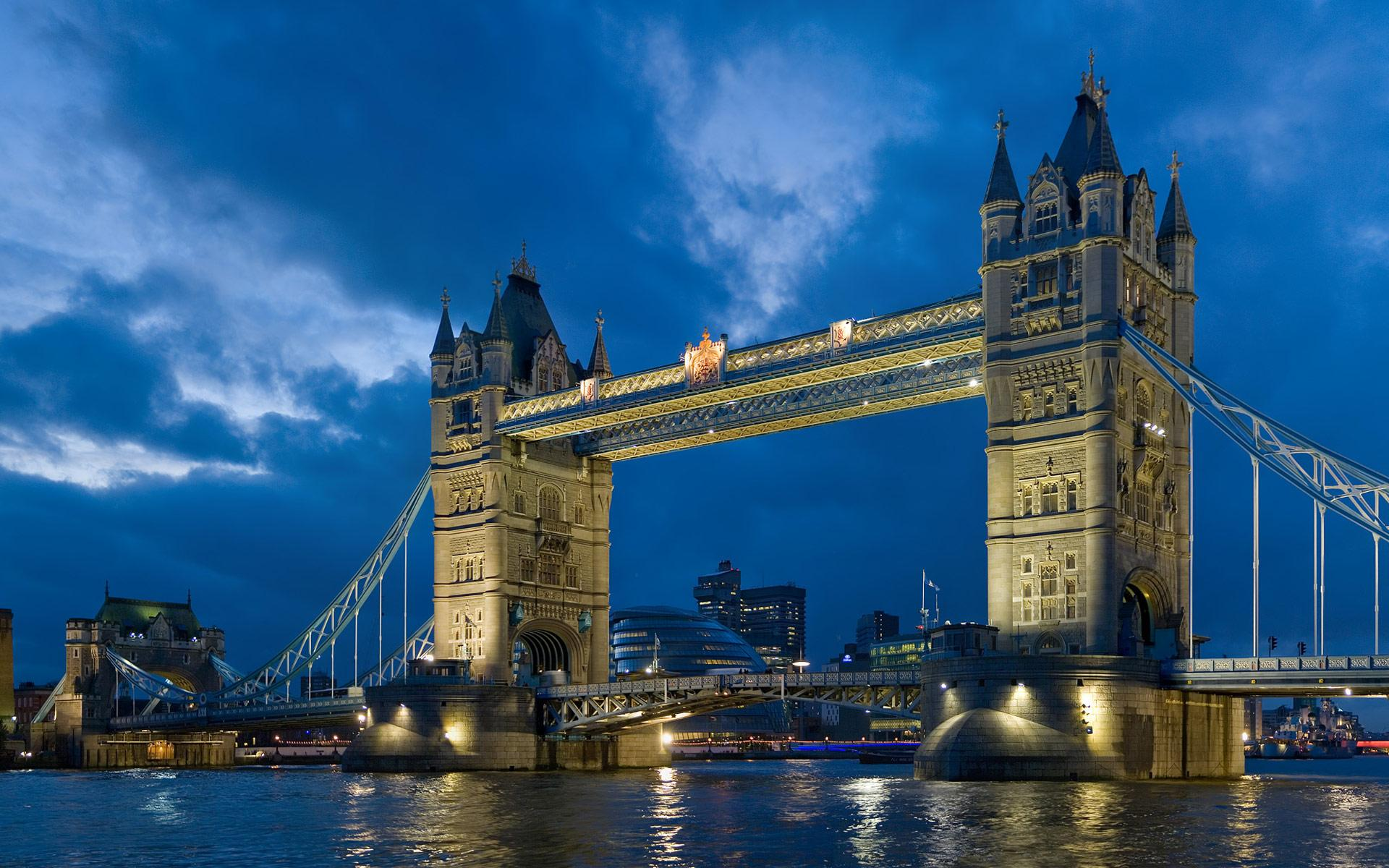 Tower Bridge in London HD Wallpaper | Background Image | 1920x1200 ...