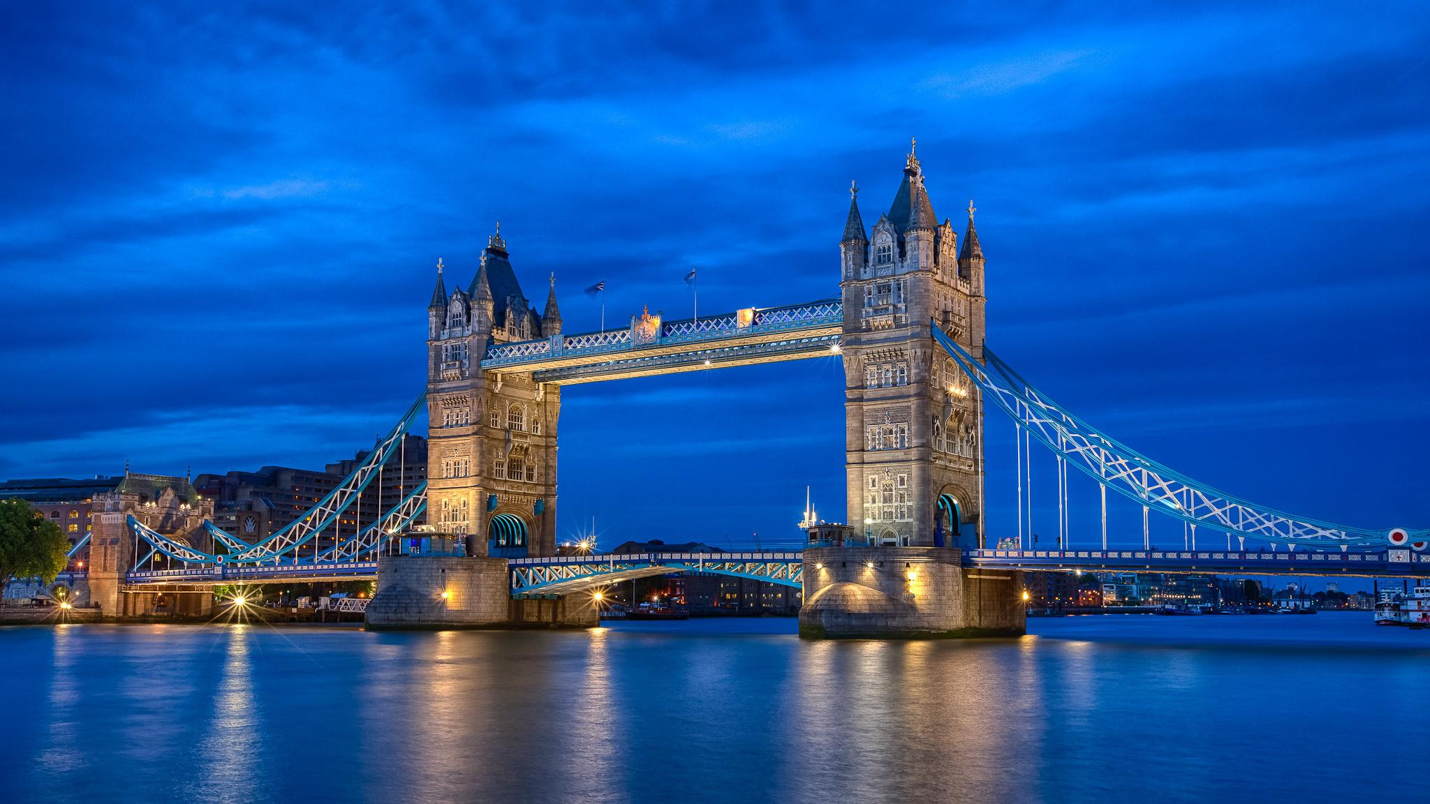 Tower Bridge HD Wallpaper | Background Image | 2048x1152 | ID:367202 ...