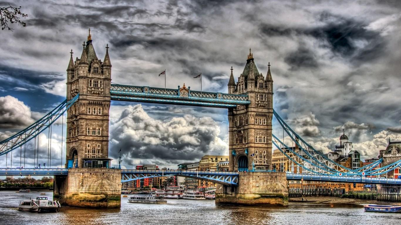 Tower Bridge Stunning Wallpaper – Travel HD Wallpapers