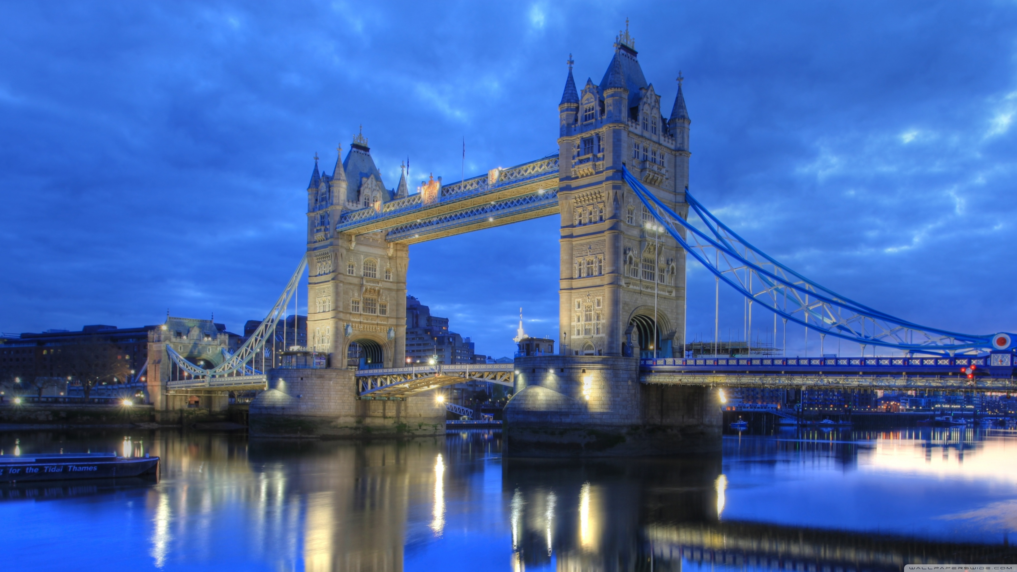 Tower Bridge London ❤ 4K HD Desktop Wallpaper for 4K Ultra HD TV ...