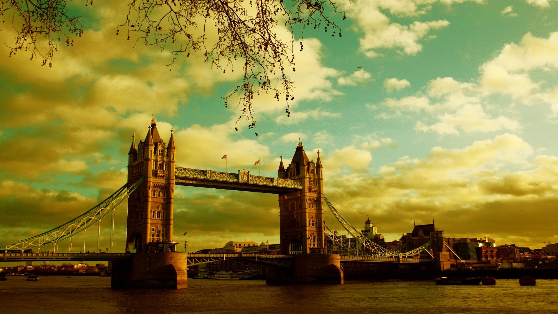 London Bridge Wallpapers | 4USkY.com