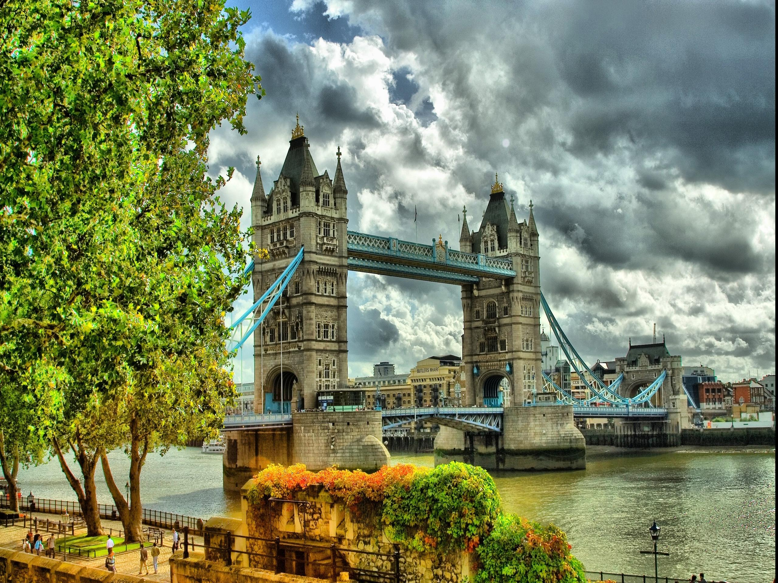 Tower Bridge Wallpapers 2.24 Mb | WallpapersExpert.com