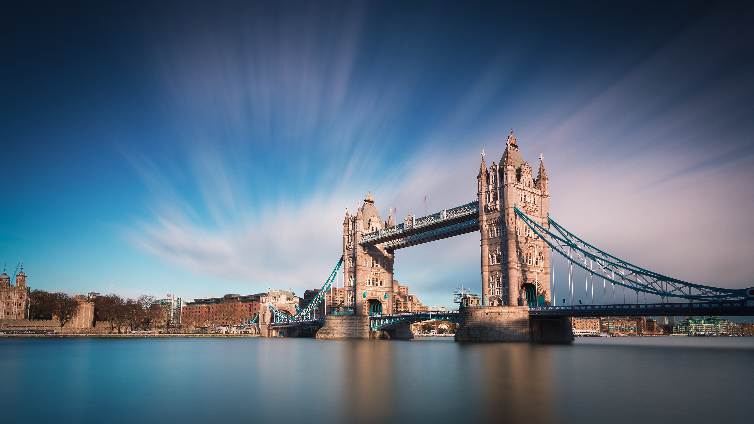 Wallpaper Blink - Tower Bridge Wallpaper HD 22 - 2560 X 1440 for ...