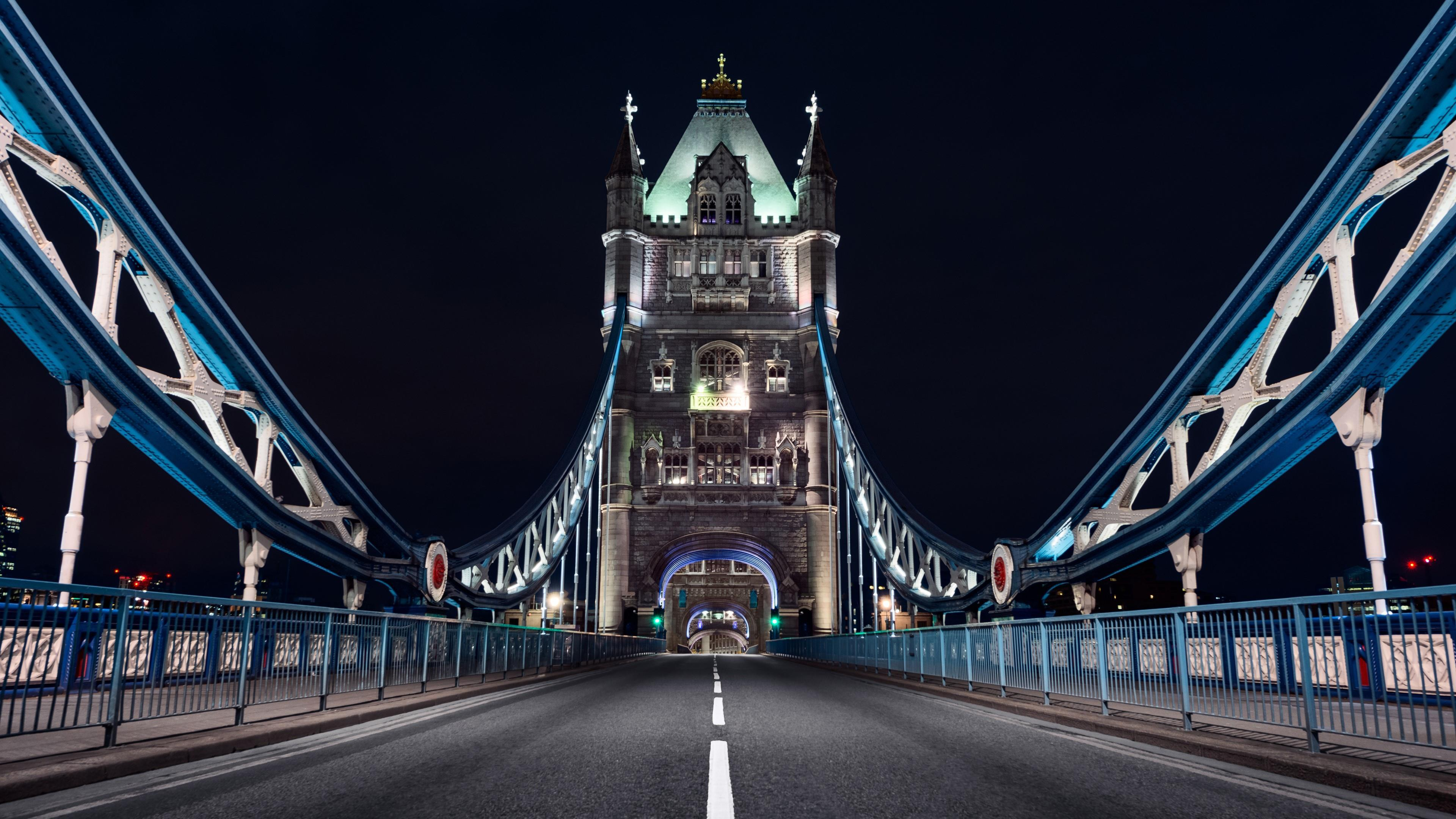Tower Bridge at Night Wallpapers | Imgnooz.com
