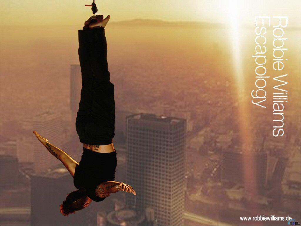 Download Wallpaper Escapology - Robbie Williams (1024x768). The ...