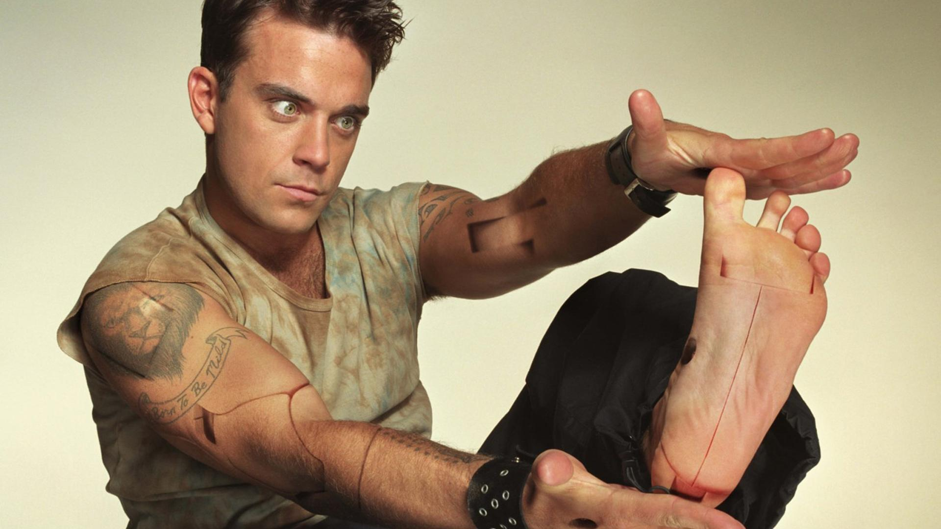 Robbie Williams Wallpaper , (37+) Pictures
