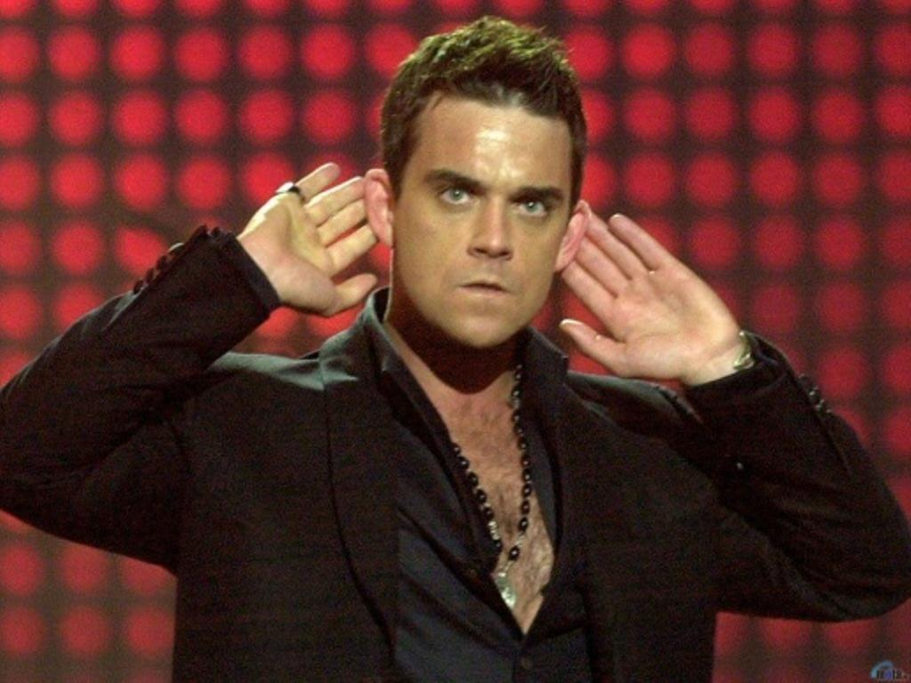 Robbie Williams Wallpaper - (37+) Wallpaper Collections