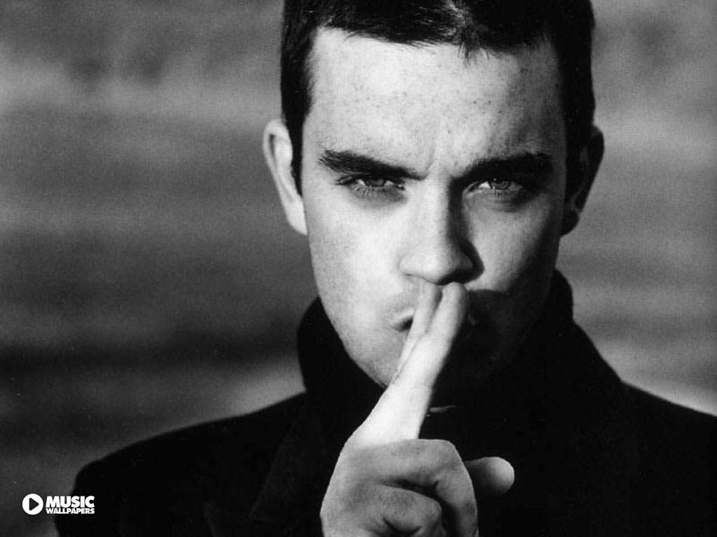 Robbie Williams Wallpapers | Music Wallpaper 6/11
