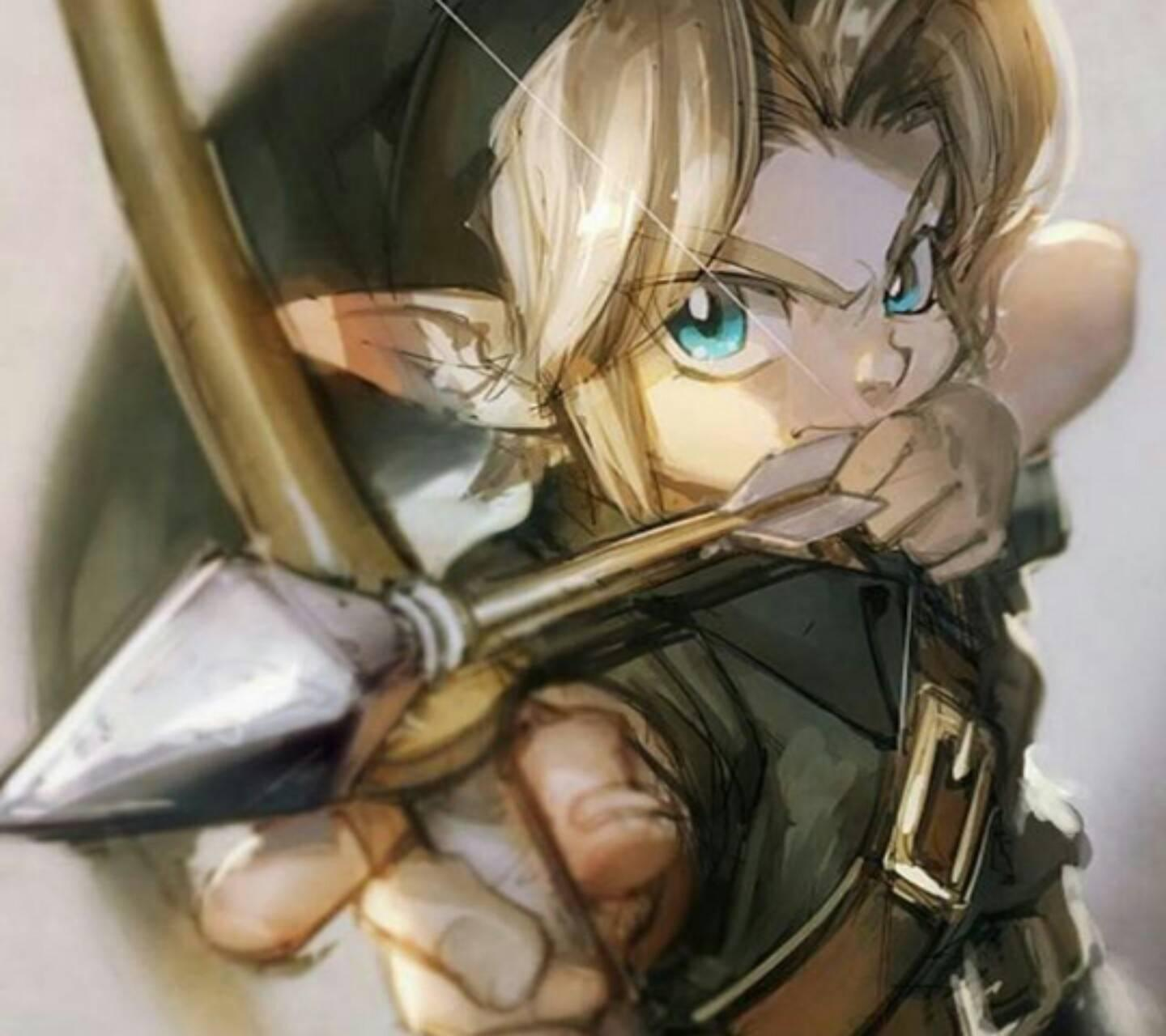 Young Link Wallpaper by SpiritombAkumu - ce - Free on ZEDGE™