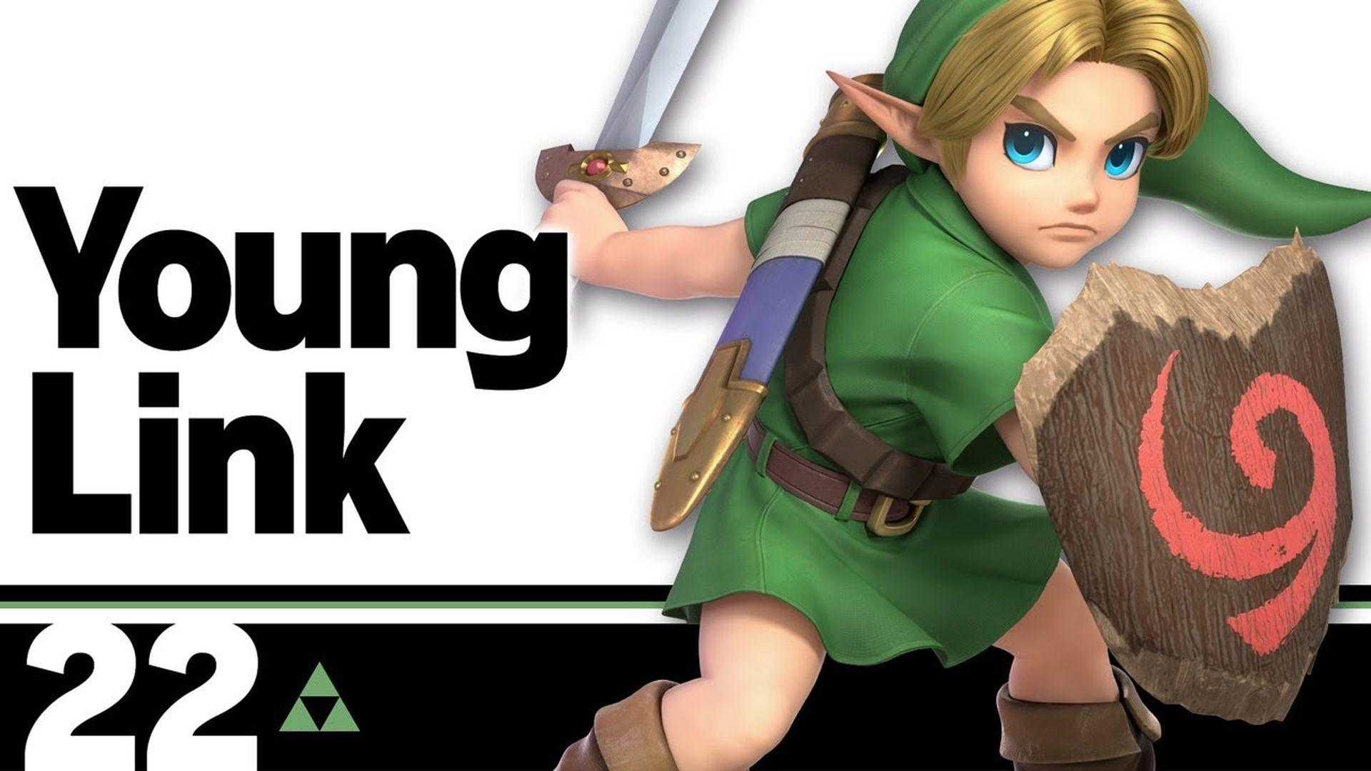 Young Link packs a punch in Super Smash Bros. Ultimate - VideoGamer.com