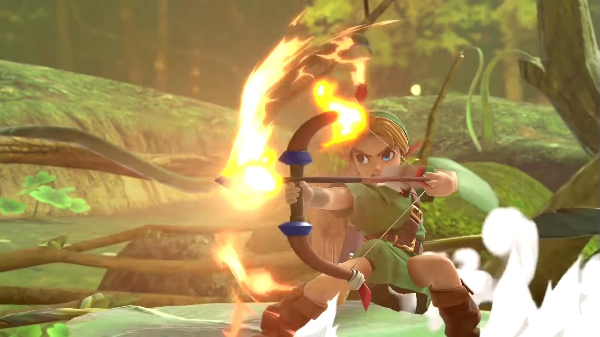 Smash Ultimate Young Link Guide – Moves, Outfits, Strengths, Weaknesses