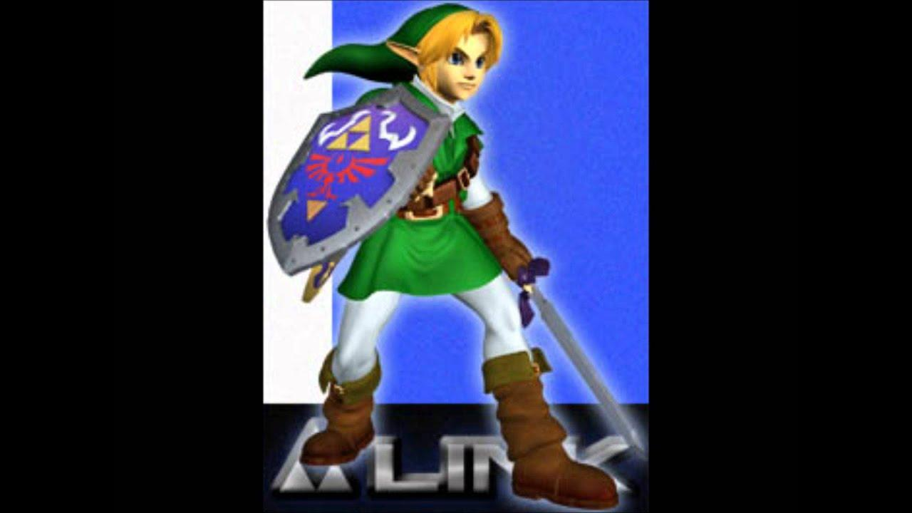 Link in Super Smash Bros. Melee Battle Quotes - YouTube