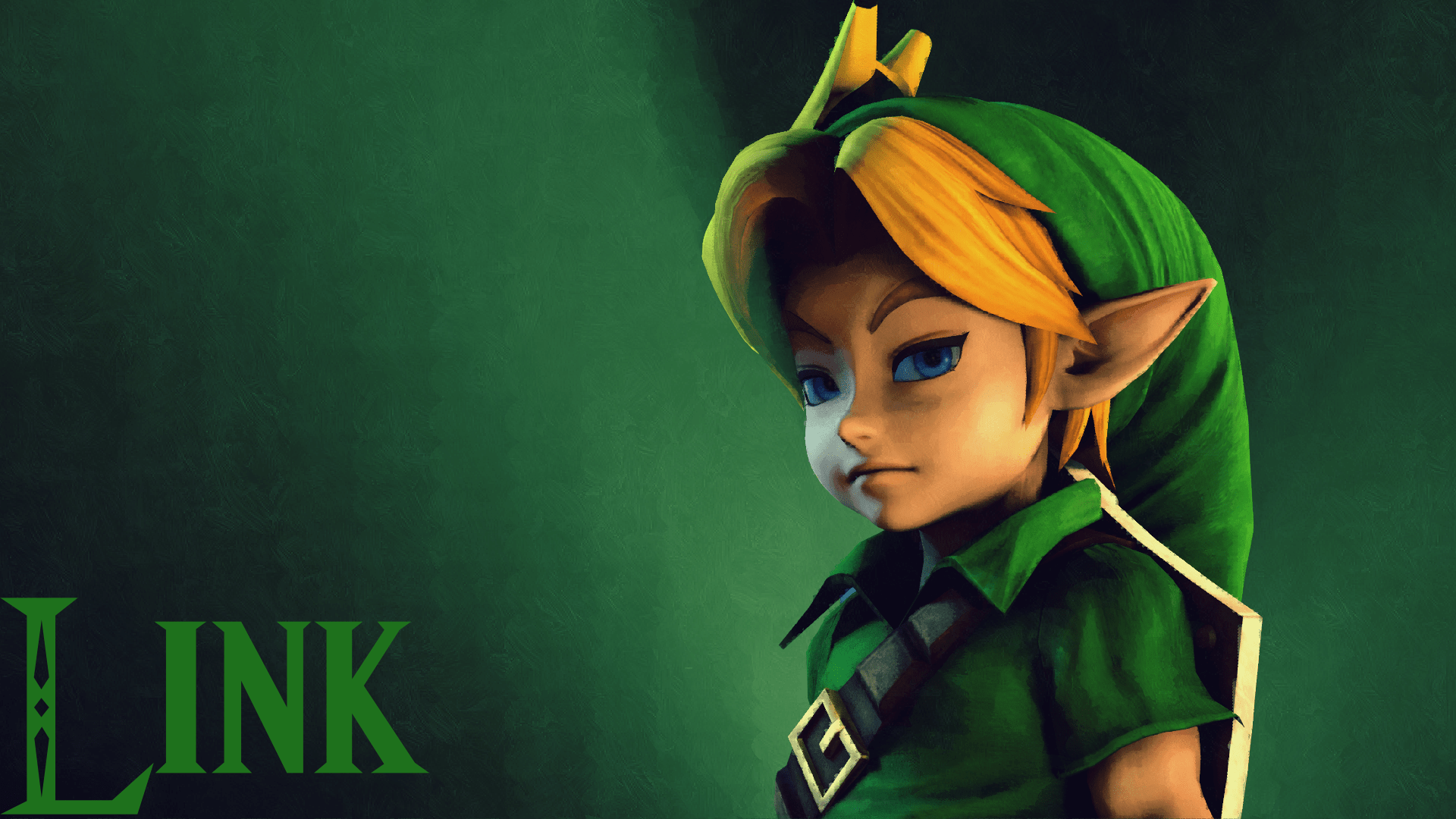 Hyrule Young Link Wallpaper Warriors