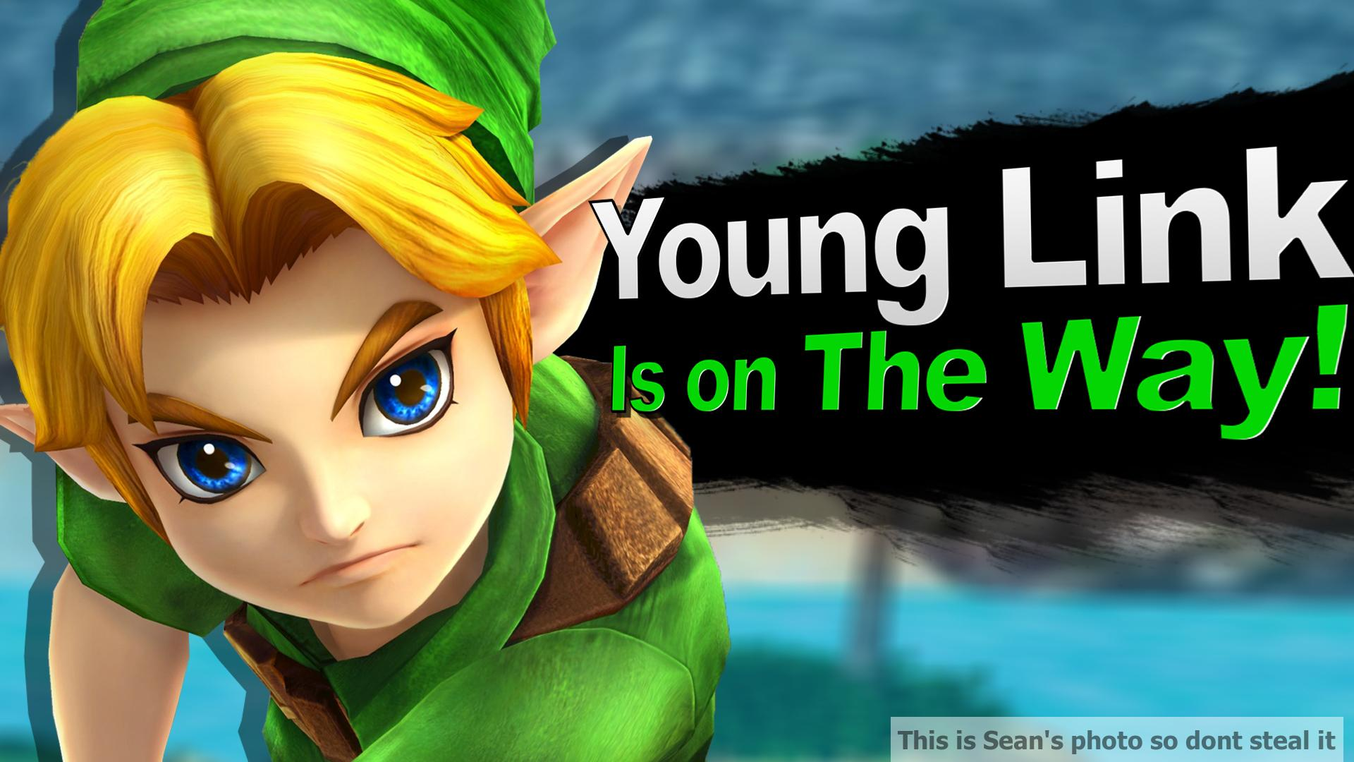 Dawn of the 3D Remake: Young Link for DLC! (ROY IS SEMI-CLONED! HOPE ...