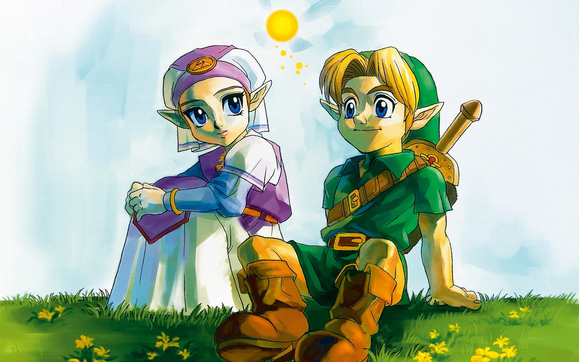 A Princess and her Knight, or more than just that? Looking at Zelda ...