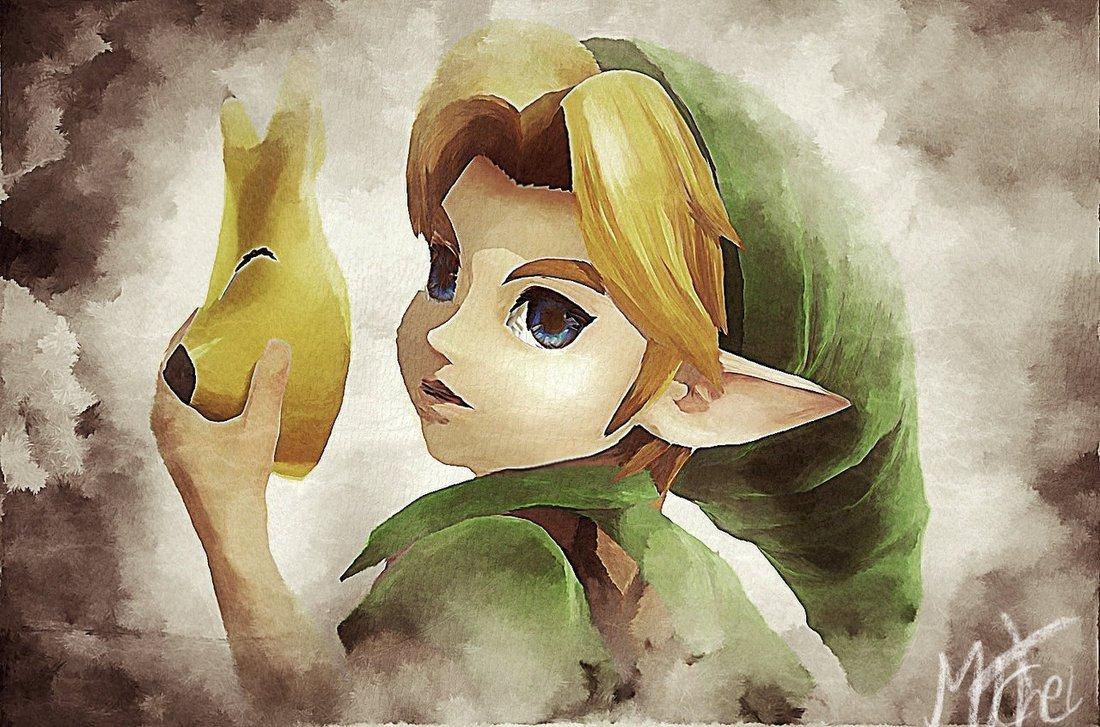 Young Link Hyrule Warriors Wallpaper