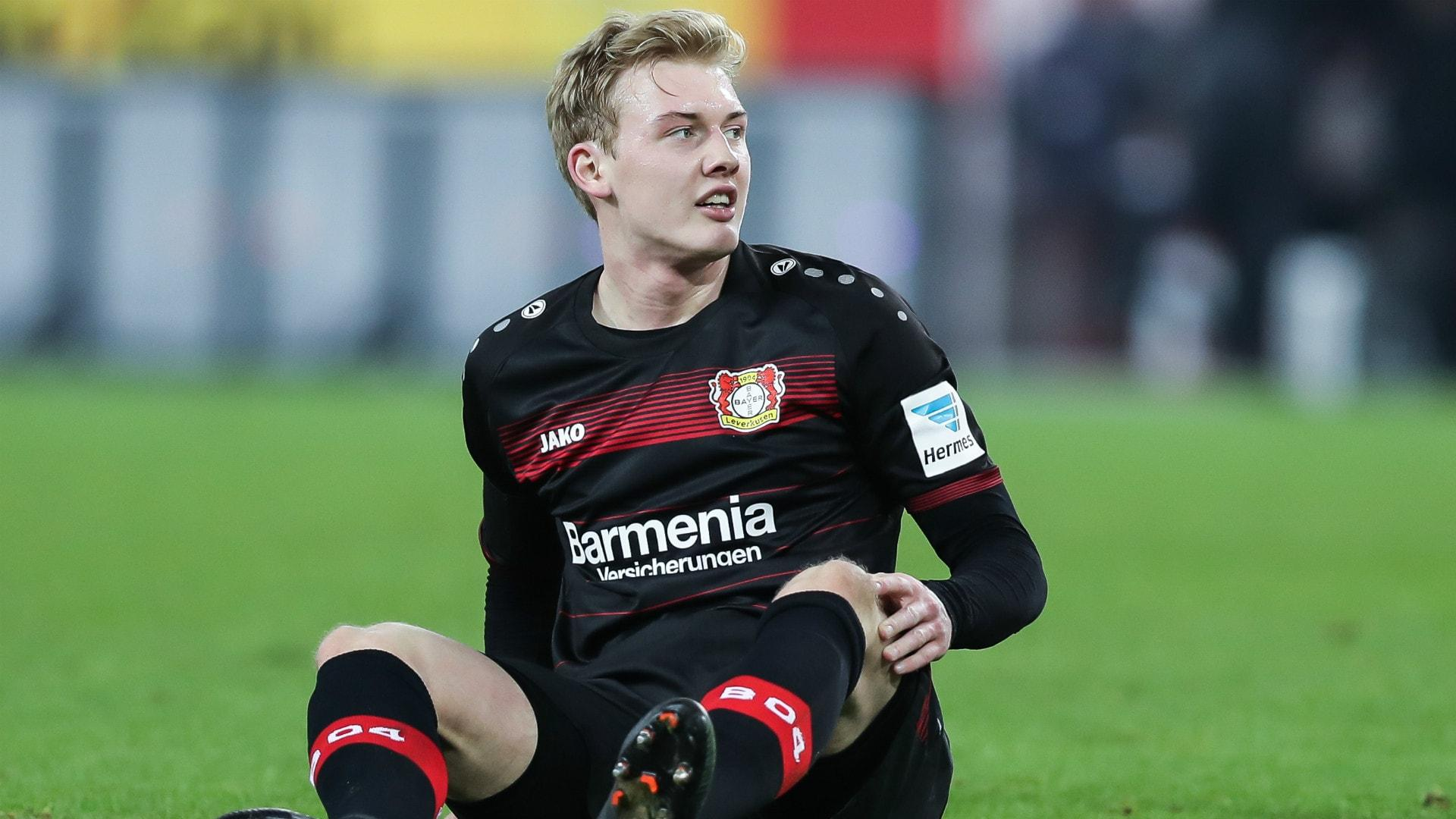 Julian Brandt HD Wallpapers free