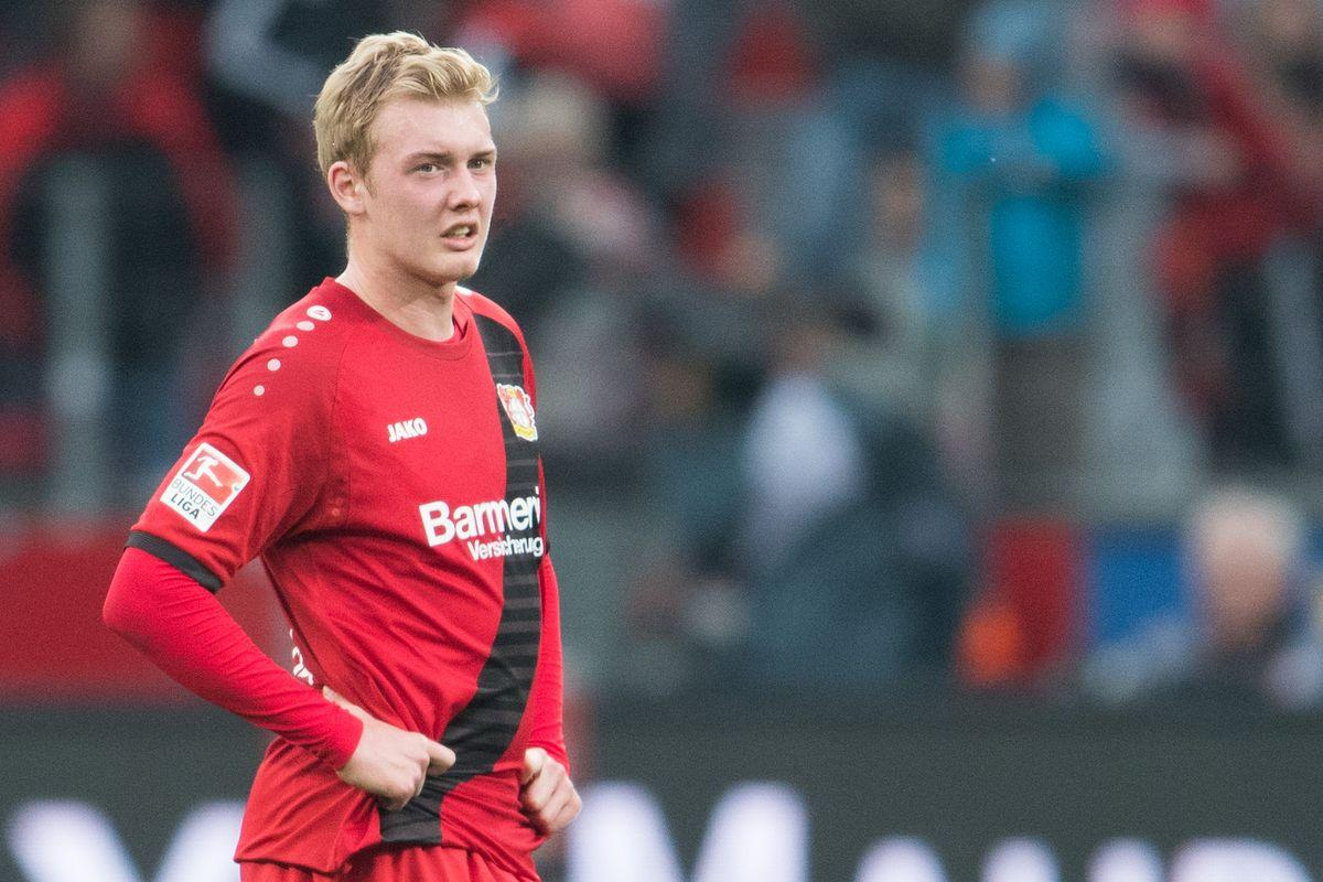 Rumour Mongering: Liverpool Monitoring Julian Brandt - The Liverpool ...