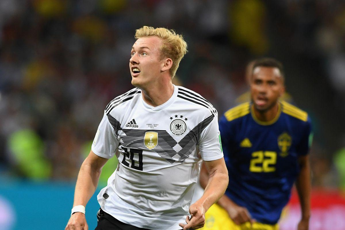 Liverpool's Purported Interest In Julian Brandt Makes Little Sense ...