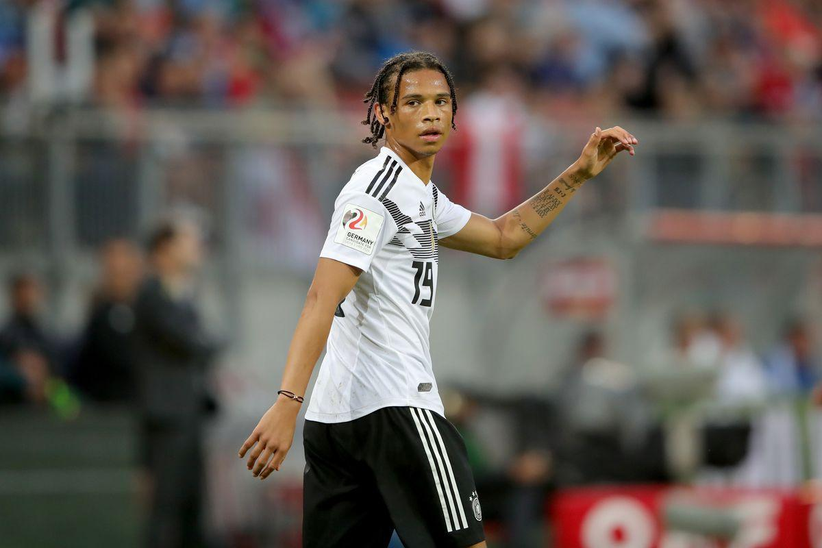 German drops Leroy Sané in favor Julian Brandt and Julian Draxler ...