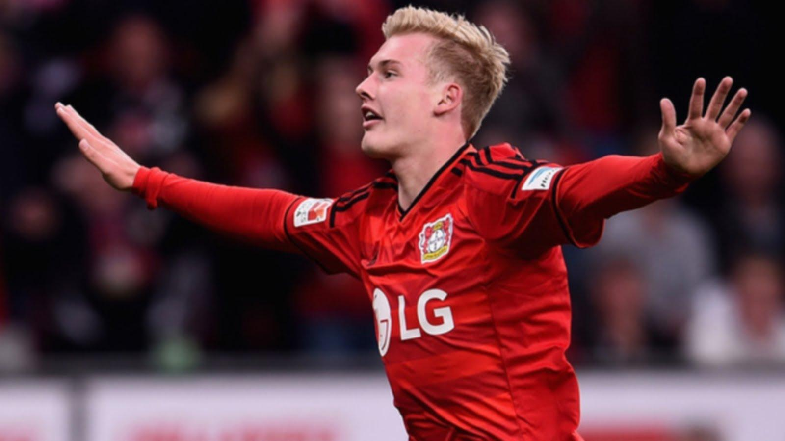 Julian Brandt Archives - The Kop Times | Liverpool Fan Blog ...