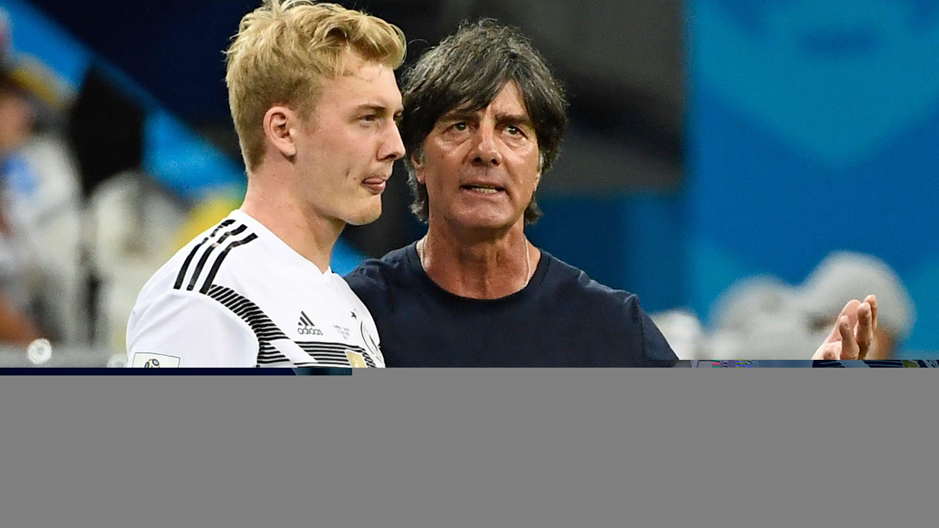 Bundesliga | Germany super-sub Julian Brandt ahead of South Korea ...