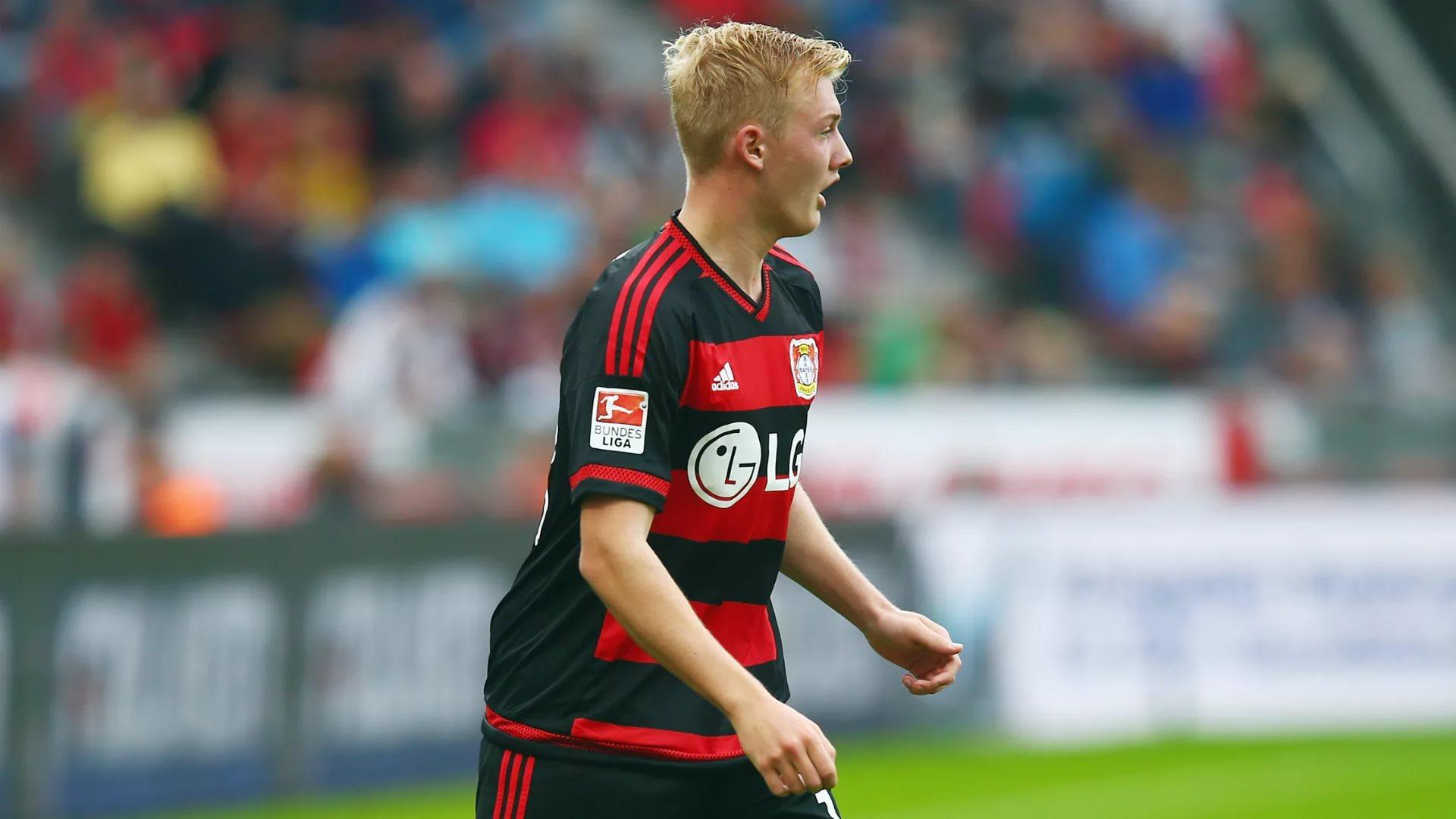 Julian Brandt Wallpapers Widescreen Images Photos Pictures