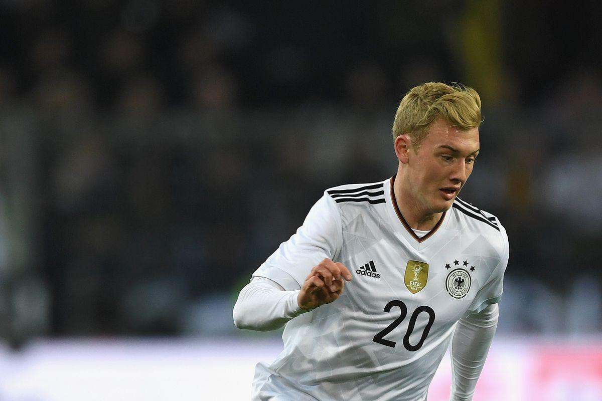 Julian Brandt on the verge of huge transfer to Bayern Munich ...