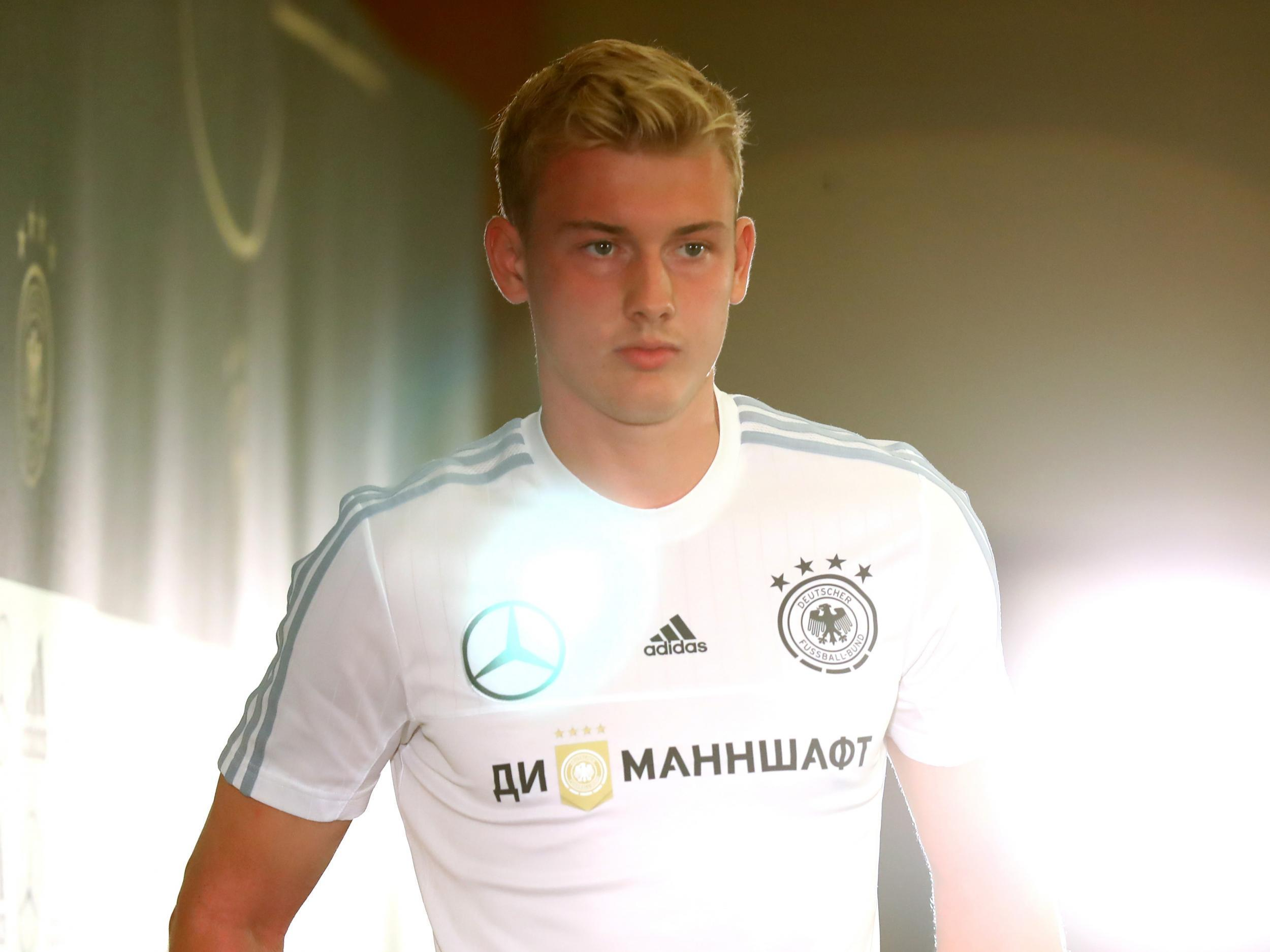 Julian Brandt - latest news, breaking stories and comment - The ...
