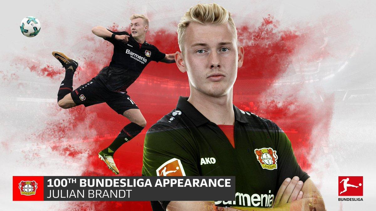 Bundesliga English on Twitter: Julian #Brandt is about to become ...