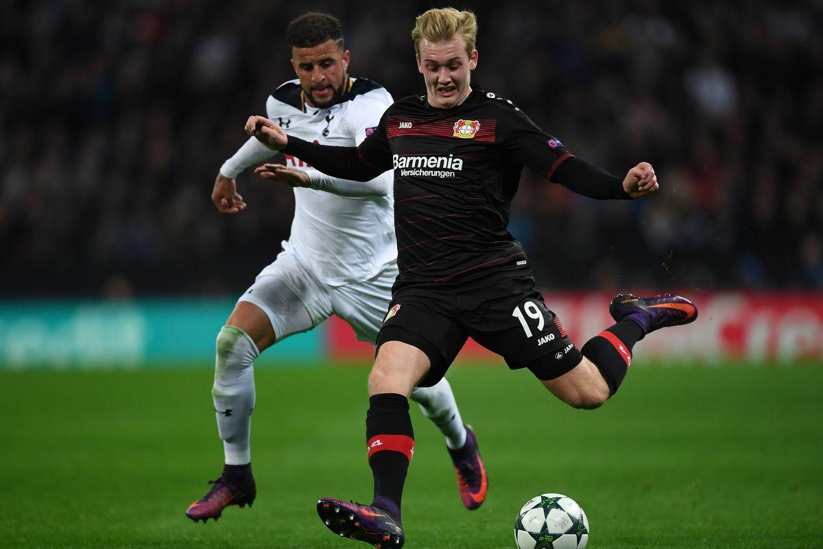 Reds Want Julian Brandt - The Liverpool Offside