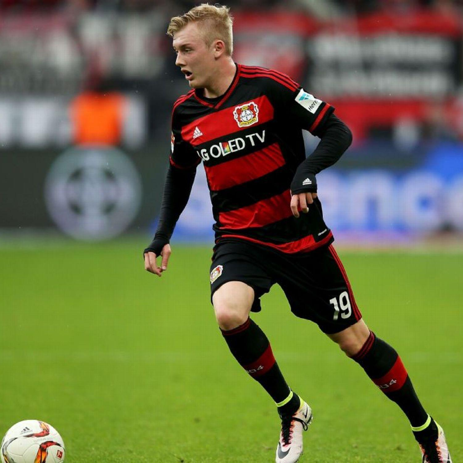 Julian Brandt not leaving Bayer Leverkusen for Bayern Munich ...