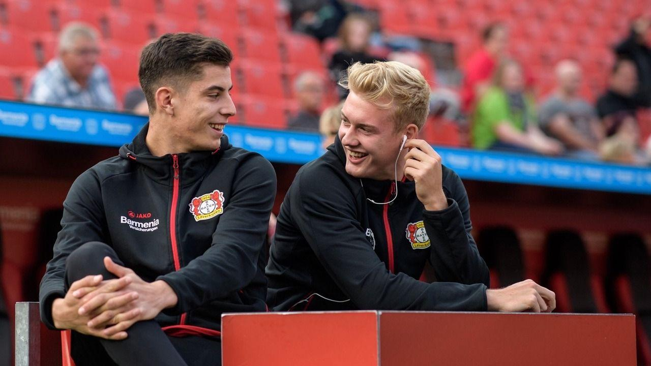 Julian Brandt | ADORABLES/HOT AF! | Julian brandt, Soccer Players ...