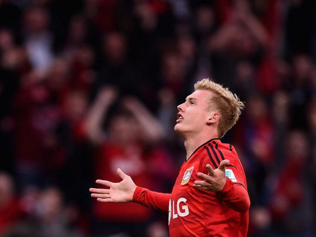 Why Julian Brandt would be a statement signing for Tottenham Hotspur