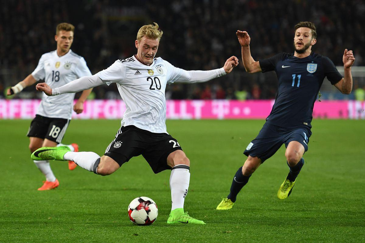 "Julian Brandt to Bayern Munich is ""Fake News"" Says Father - The ..."