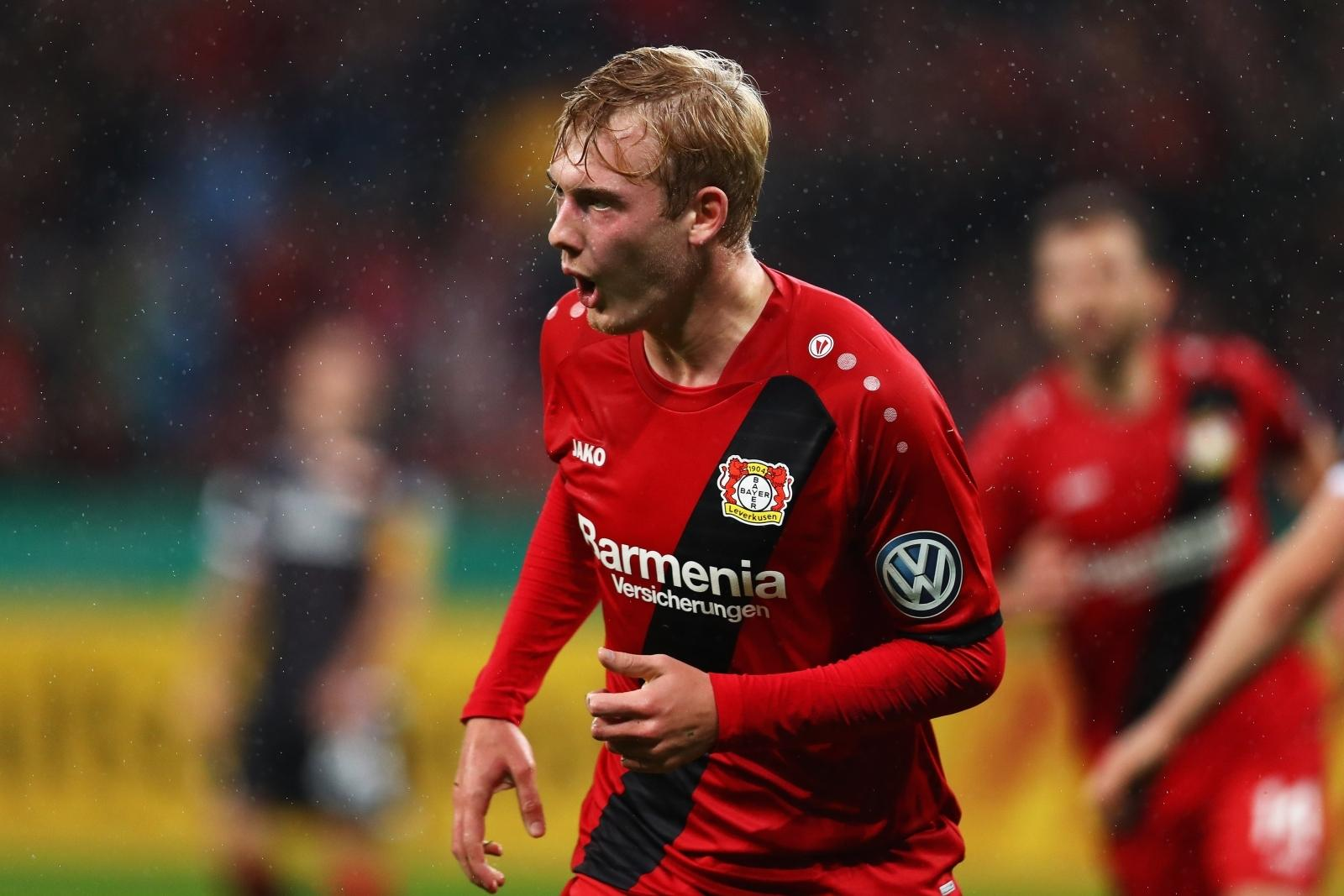 Julian Brandt ready to commit to Bayer Leverkusen amid Barcelona and ...