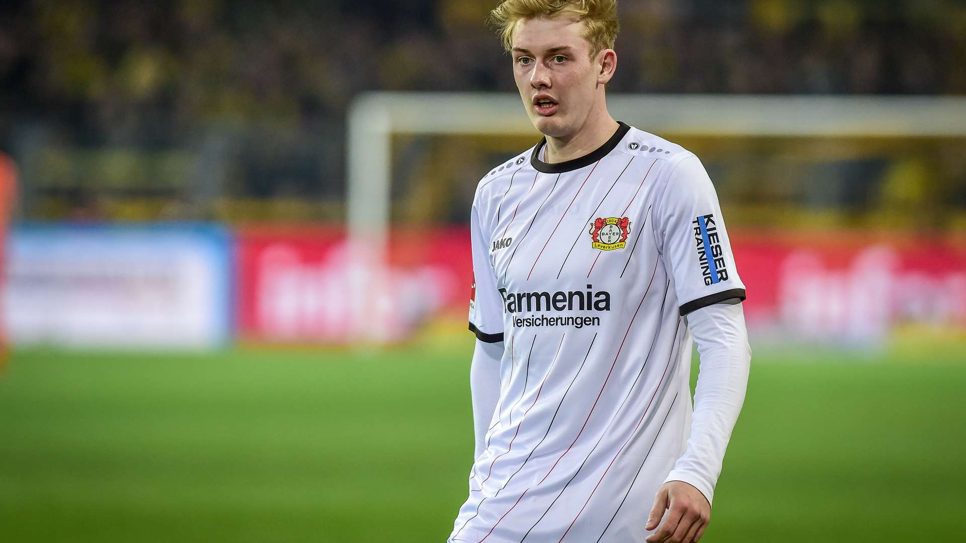 Julian Brandt - Midfield | Bayer 04